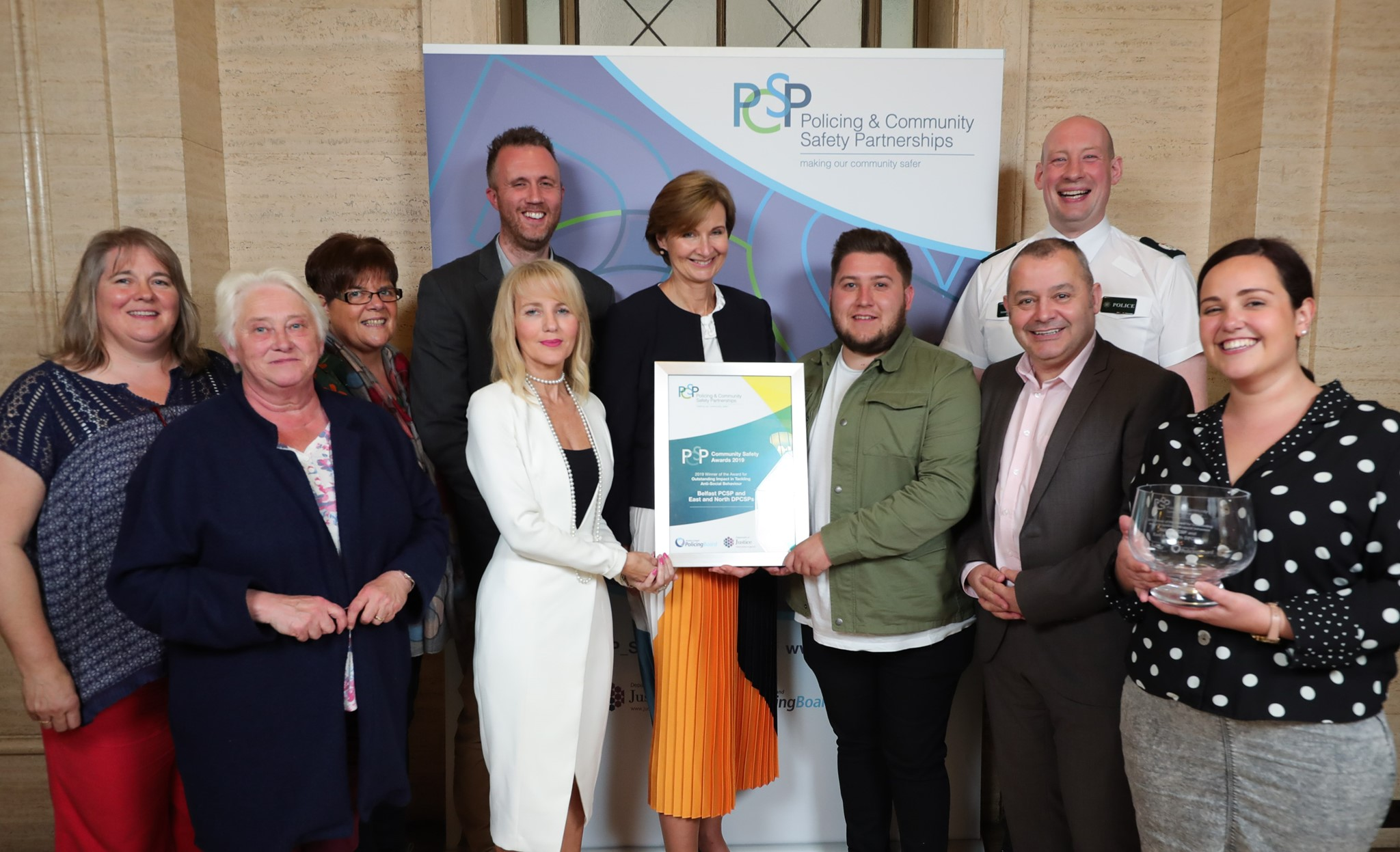 East Belfast Collaborative Project wins Outstanding Impact Award